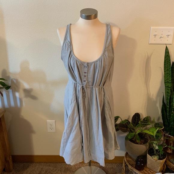 version sud Dresses & Skirts - Linen like tank dress